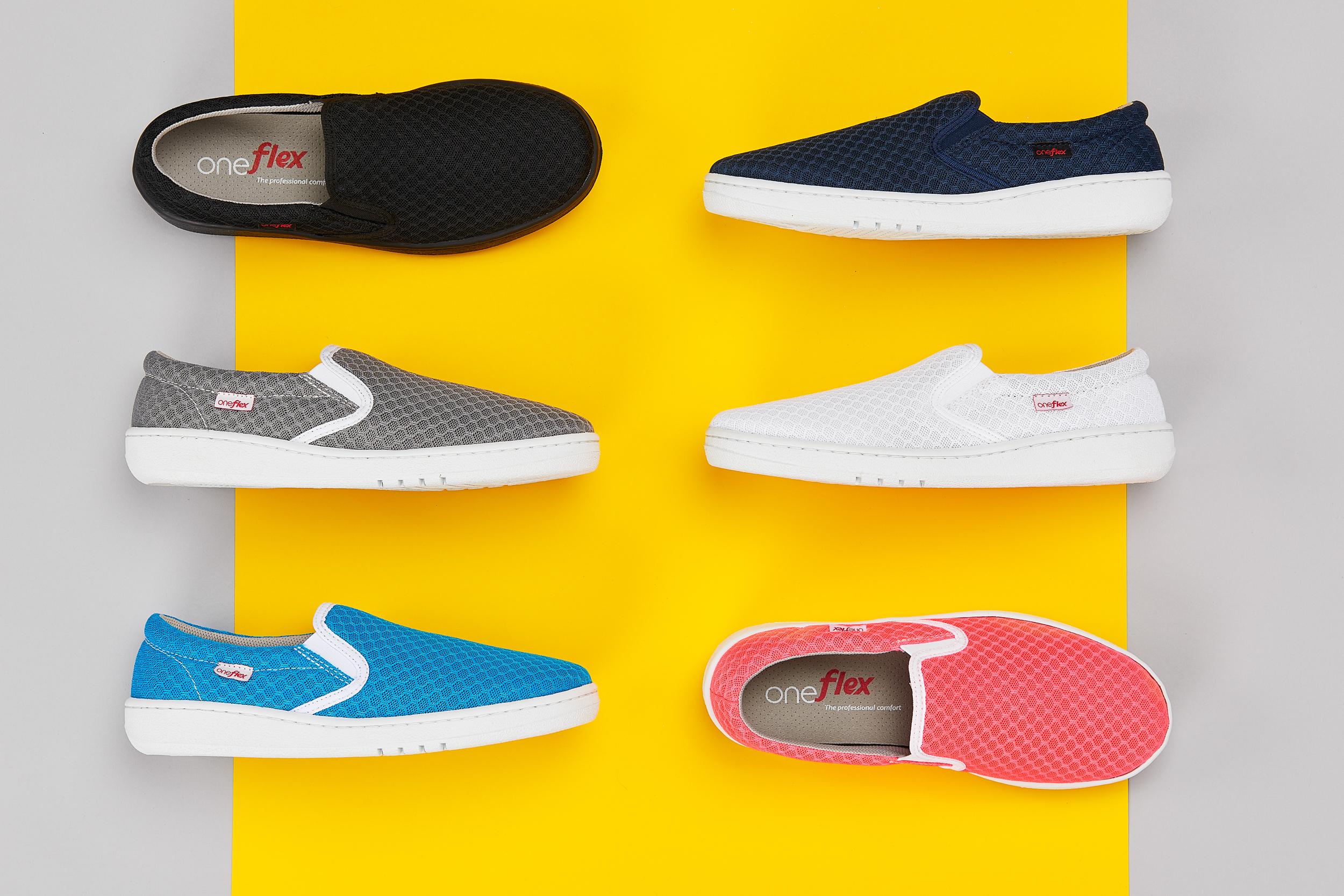 patrones de moda mejor precio muy genial Oneflex - The professional comfort | zapatillas deportivas ...