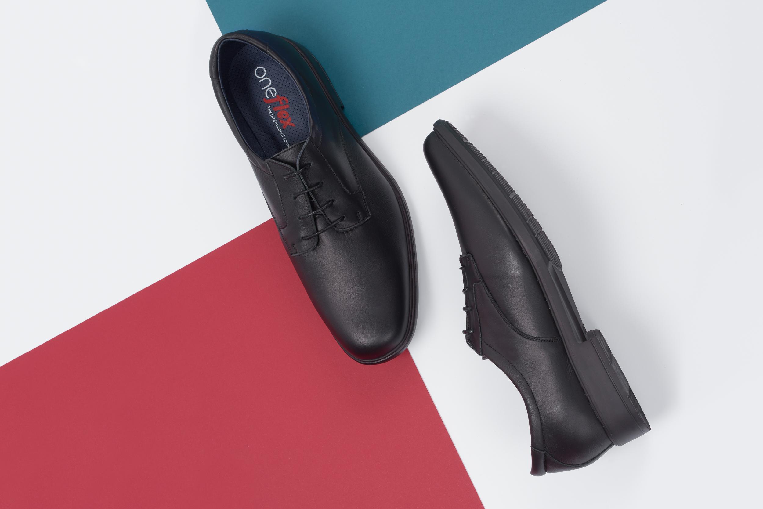 Zapatos cómodos para trabajar en hostelería para hombre